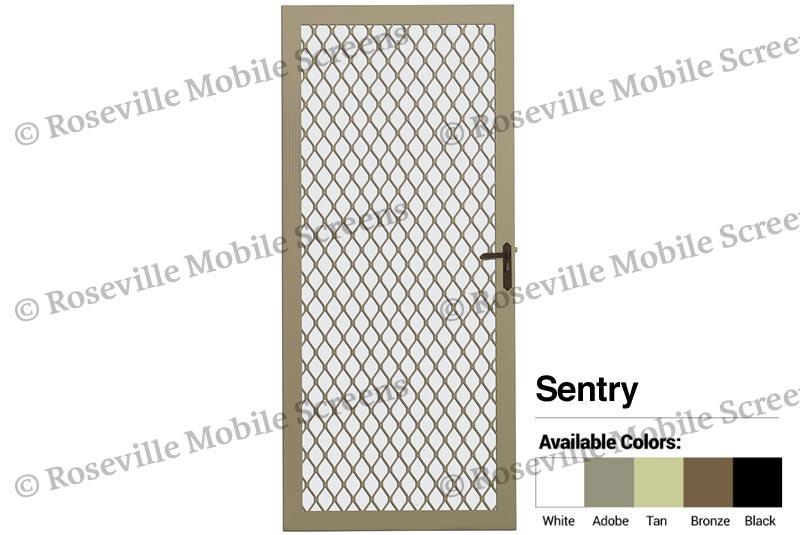 Screen Doors Security Screen Doors Roseville Mobile